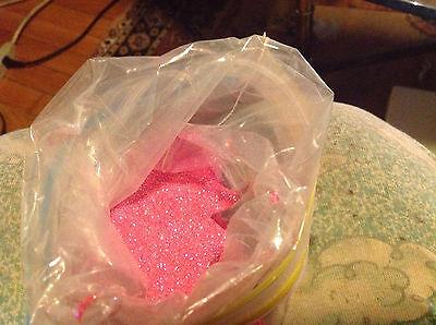 pink face paint glitter fairy dust 5  ounces