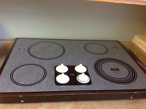 Kenmore stove top, electrical,