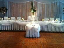 Wedding , Engagement , Birthday Decorations , CHAIR COVER -1$ Castle Hill The Hills District Preview