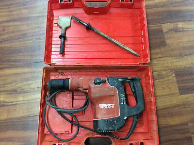 Hilti Te76-atc Hammer Drill Te76 Atc With Hilti Case Tested And Works