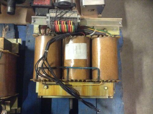 Elsund ABB 29973-901 BBCB 6.7 kVA 6700 VA 3 Phase Transformer 3 HAB 2945-1