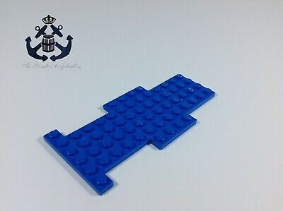Lego Vintage 1970s Blue Vehicle Base 6 x 13 bb0050 For Tow Truck, Wrecker Set