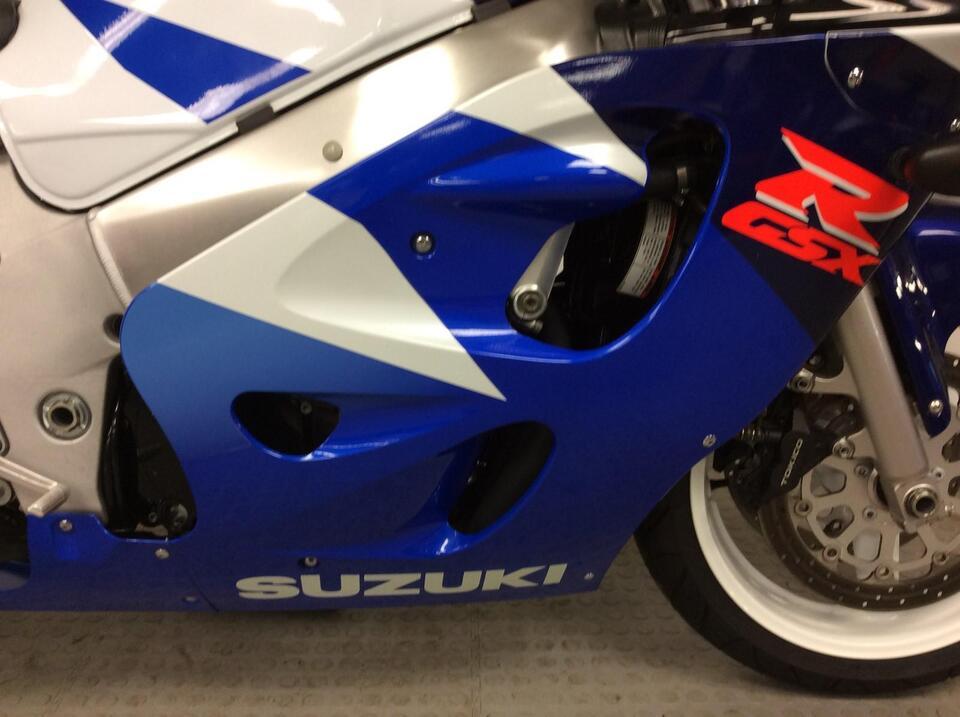 Suzuki GSXR600 GSXR 1997/ P - Completly Original - Investment - Fantastic Cond