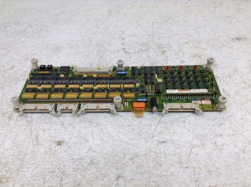 Siemens 6FX1124-6AA02 Circuit Board PCB Control 6FX11246AA02
