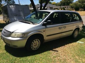 Chrysler Grand Voyager Family Van (2002)