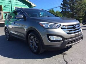 2013 Hyundai Santa Fe SPORT AWD - SINGLE OWNED AND DEALER MAINTA