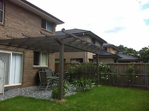 Pergolas ,carports.    From $1800 Installed Currans Hill Camden Area Preview