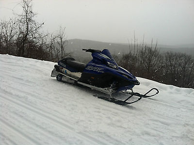 2002 Yamaha Sxv Viper 700cc Triple