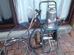 Air assisted airless spray pump Wantirna South Knox Area Preview