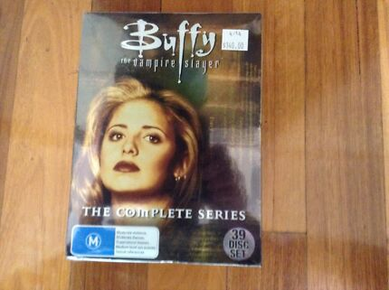 Buffy the Vampire Slayer box set DVDs - The Complete Set Boronia Knox Area Preview