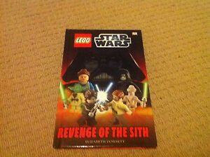 Star Wars Revenge of the Sith hardcover Lego Book Bridgewater Adelaide Hills Preview