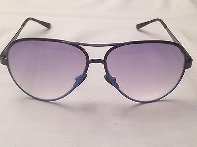 SALE!  ITALIA INDEPENDENT DARK BLUE/LIGHT BLUE/VIOLET II000L/22 AVIATOR SUNGLASS