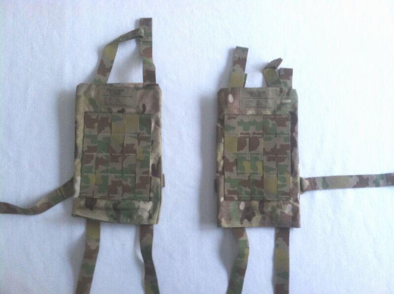Soldier Plate Carrier System-Cummerbund Pair -XSm-Sm Made in USA- 1 pair