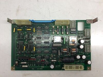 Sanyo / NEC PC Board, LEBLOND MAKINO, PCAL 163-236050, 163-265307, Used