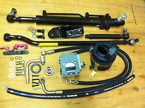 Servolenkung für FIAT 450R  480 550  UTB Traktor  445 550