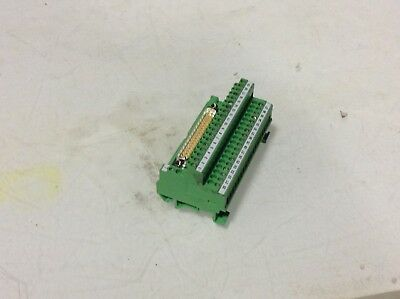 Phoenix Contact Interface Module, FLK-D37 SUB/S, 2283634, Used, Warranty