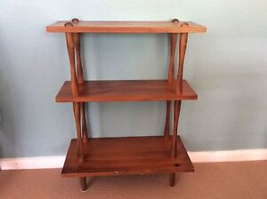 Small timber three tier stand Lyneham North Canberra Preview