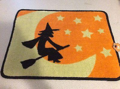 Halloween Rug 19.5