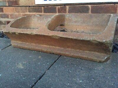 Planter Vintage Stone pig trough planter reduced