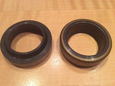 30 x 50 x 12 mm Kolbendichtung Stangendichtung Nutringe Nutring Symmetrisch PU
