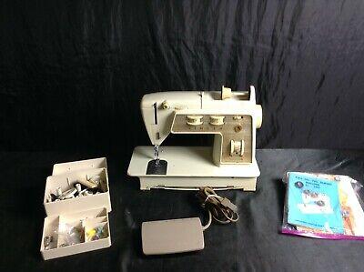 Singer Golden Touch & Sew Sewing Machine Deluxe Zig Zag Model 750