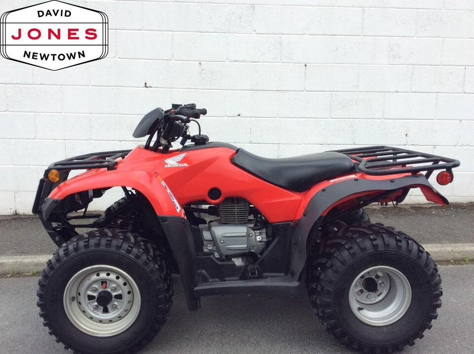 2012 honda trx250 tm 4x2 manual fourtrax 2wd quad bike atv four rh davidjonesnewtown co uk Honda TRX 400Ex Honda TRX 250Ex