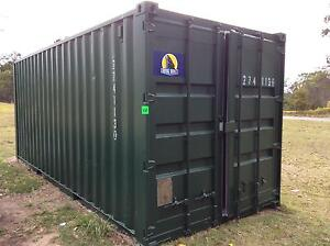 20ft Shipping Containers All Grades Woodford Moreton Area Preview
