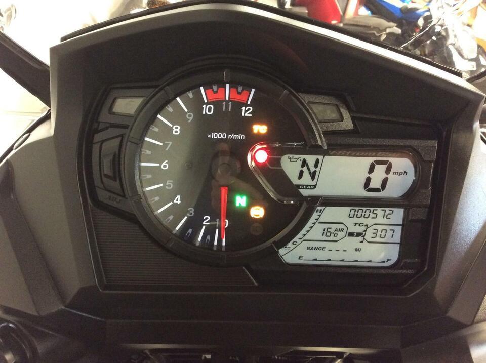 Suzuki DL650 DL 650 A V-strom 2019 / 19 Traction Control ABS