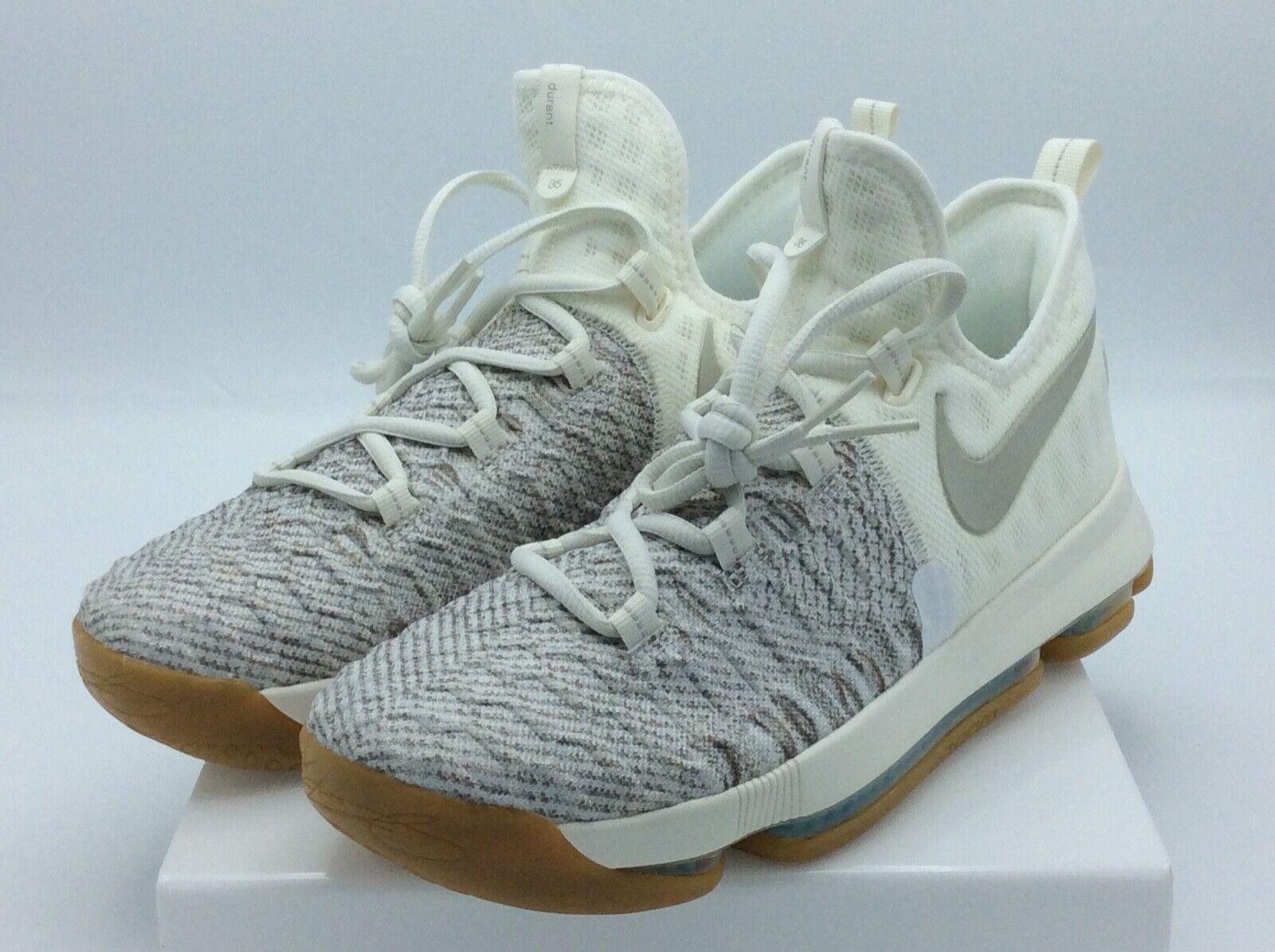 Nike KD 9 Boys' Preschool Ivory/pale