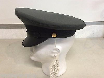 (Vietnam Era USGI US Army Class A Service Dress Hat Cap Wool Serge AG-44 7 1/8 )