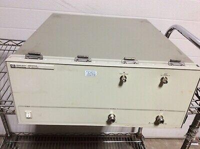 Agilent Hewlett Packard Hp 89441a Rf Section Only Vector Signal Analyzer Opt Ay8