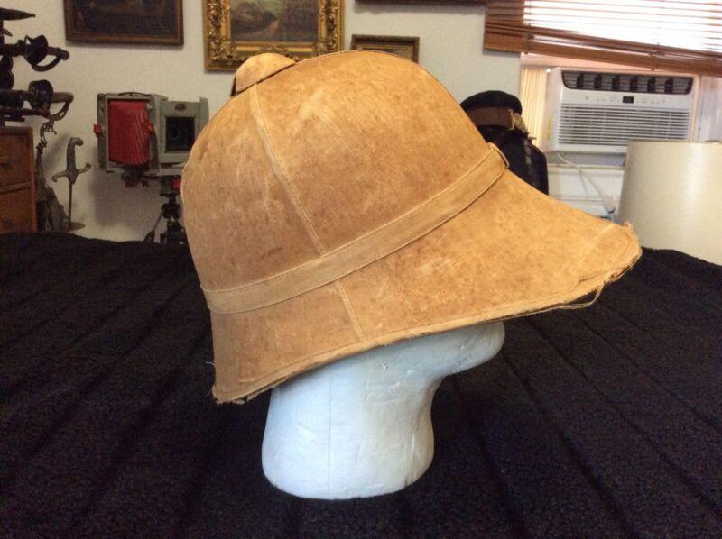 Pre WWI Path Sun Military Helmet M1889