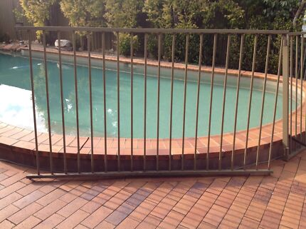 POOL FENCE Lansvale Liverpool Area Preview