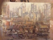 Original Vintage Oil Painting -Winifred Beamish South Perth South Perth Area Preview