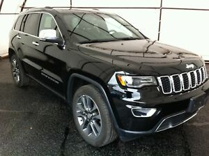 """2018 Jeep Grand Cherokee Limited TRAILER TOW GROUP, 20"""" ALUM..."""