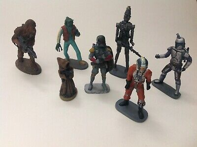 Star Wars Die Cast Metal Figure Collection