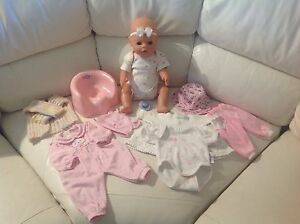 Baby Born Magic Eyes Doll Bundle Alice River Townsville Surrounds Preview
