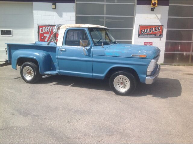 Image 1 of Ford: F-100 Shortbox…