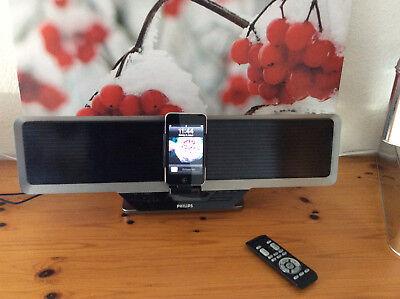 Philips Docking Entertainment System, Radio, Musik von USB oder PC abspielen Docking-entertainment-system