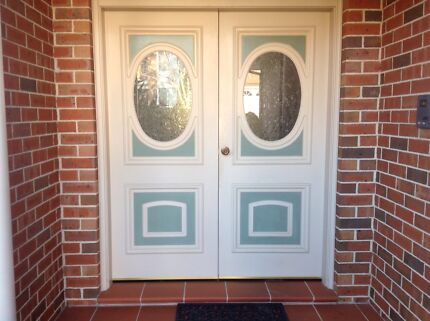 Corinthian Front entrance doors for sale  Kellyville The Hills District Preview