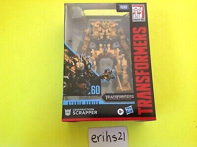 Transformers Studio Series SCRAPPER Voyager Class #60 Figure New Devastator