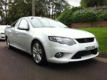 2009 Ford fg xr6 turbo ute Pennant Hills Hornsby Area Preview