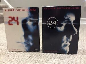 """24"" TV show - seasons 1 & 2"