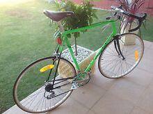 Vintage road bike Gemini tange 700c made in Japan bicycle 80s retro Blacktown Blacktown Area Preview