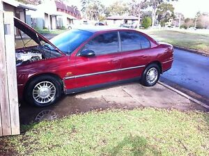 Vt commodore 50th anniversary low Kms needs blue slip Bidwill Blacktown Area Preview
