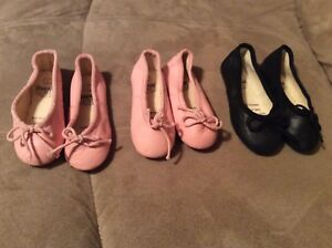 Kids Ballet shoes new
