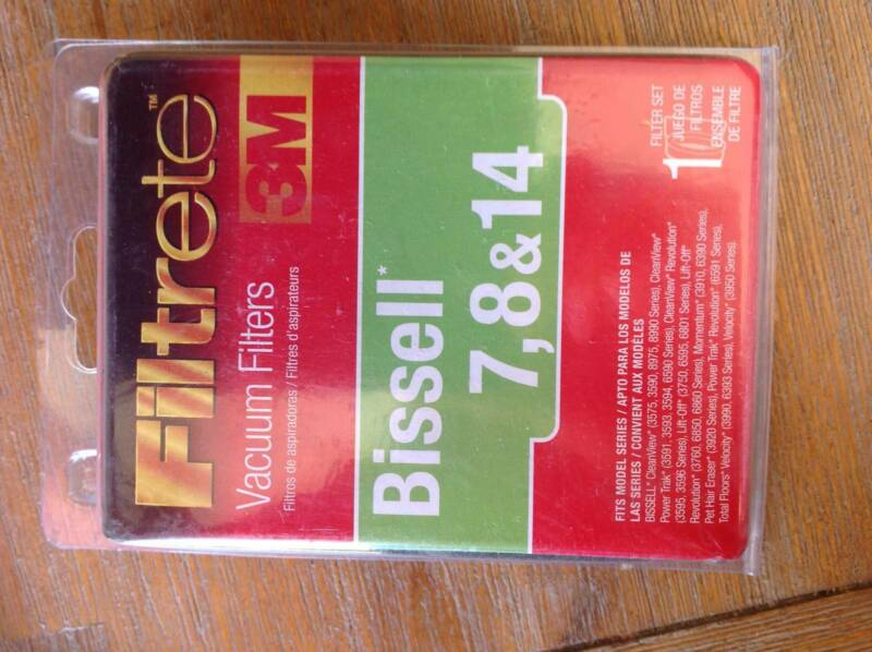 Bissell Vacuum Cleaner And Filters 2 Twin Packs For Quot Lift