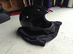 Diamondback full face mountain bike helmet