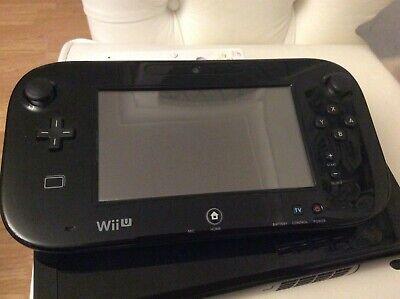 Black Nintendo Wii U Console - 32GB - Games Console with 1 game  segunda mano  Embacar hacia Spain