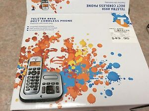Telstra 8950 Dect Cordless phone Morley Bayswater Area Preview